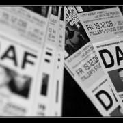 DAF @ abart - Zürich