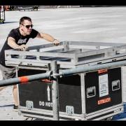 Madonna - Bühnenaufbau