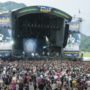 Greenfield 2014 - Donnerstag