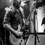Steve Hill, die one-man-rockband aus Montréal