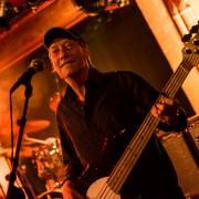 Bob Skeat und Drummer Joe Crabtree