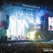 Zürich Openair 2018 - Mittwoch