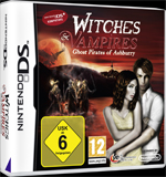Witches And Vampires - Cover