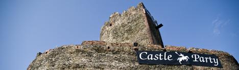 Castle Party Bolkow Polen