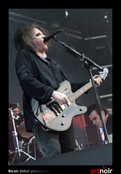 The Cure @ Paléo (10)