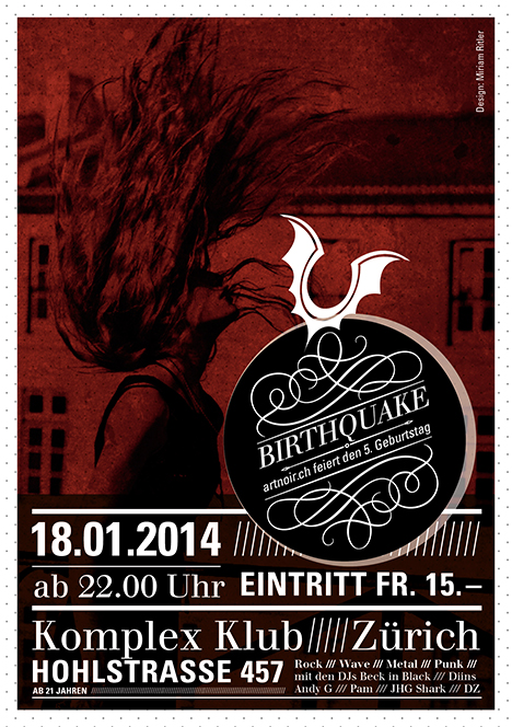 Birthquake flyer klein