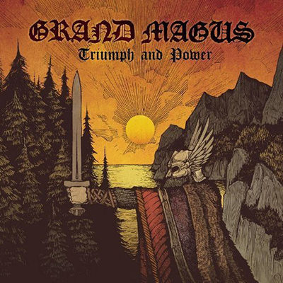 Grand Magus – Triumph And Power