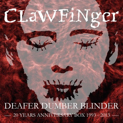 Clawfimger_deafer_dumber_blinder_Cover