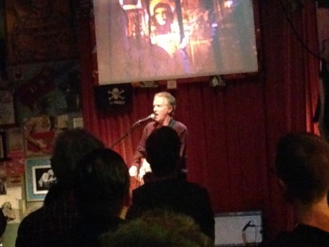 Bericht: Mick Harvey 2014-10-06