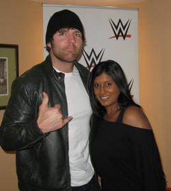 2014-11-15 WWE Dean Ambrose 2