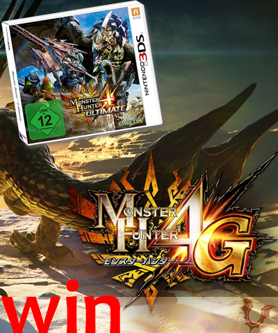 Monster Hunter - Game