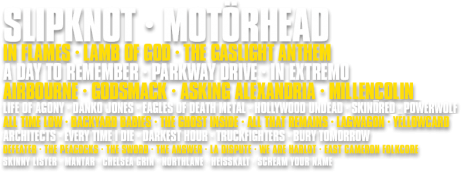 Greenfield 2015 line-up