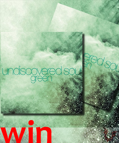 Undiscovered Soul - Green