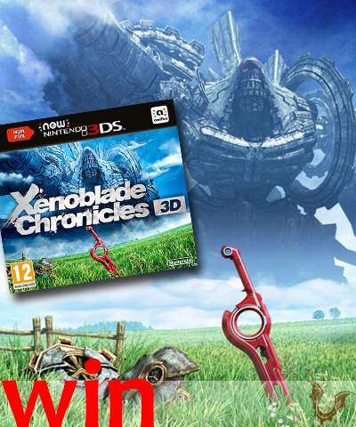 Xenoblade Chronicles - Game