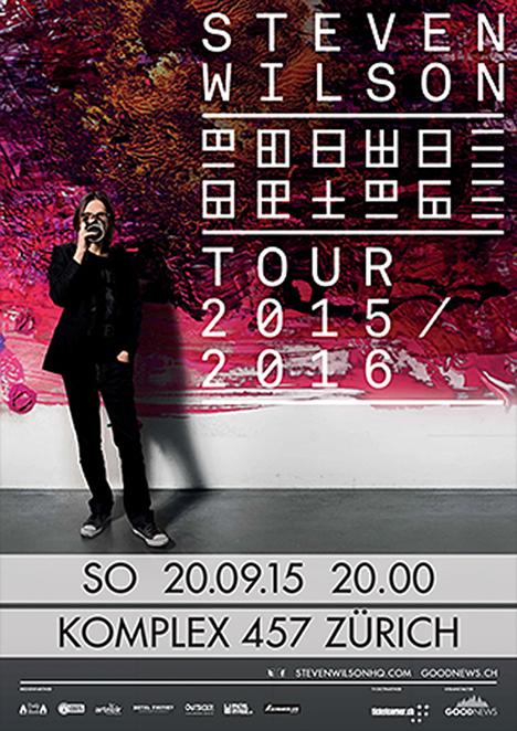 Steven Wilson 2015-09-20