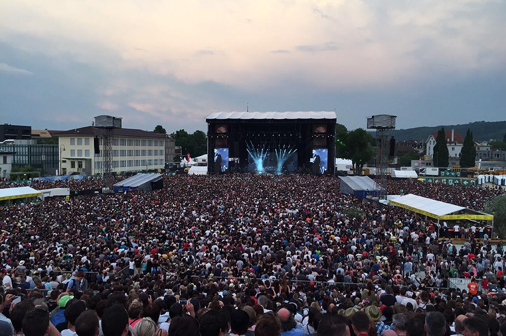 Sonisphere 2015 - Muse