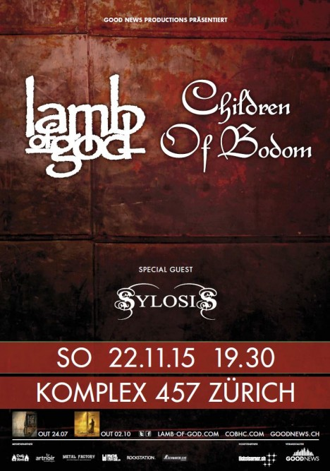 2015-11-22 Lamb Of God