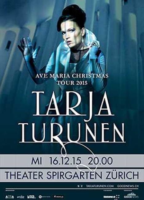 Tarja Turunen 2015-12-16