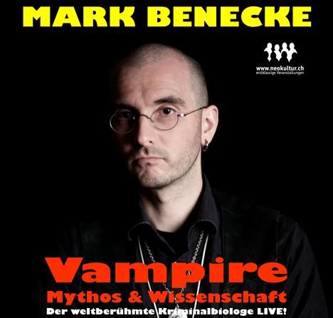 Mark Benecke 2015-11-05