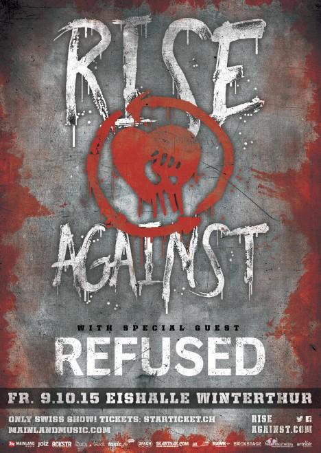 2015-10-09 Rise Against