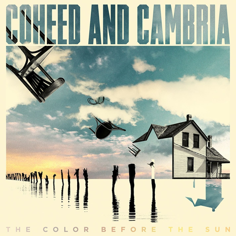 Coheed And Cambria - The Colour Before The Sun