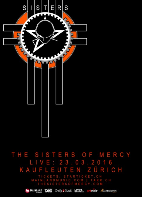The Sisters Of Mercy 2016-03-23