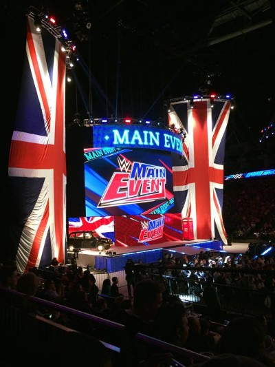 WWE Smackdown London
