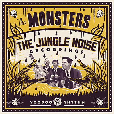 Monsters - The Jungle Noise