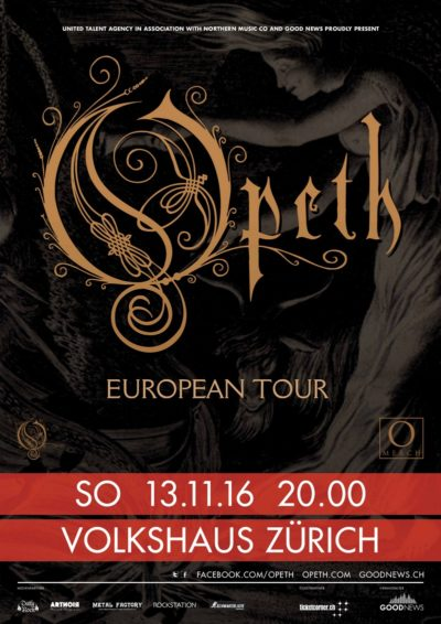 2016-11-13 Opeth