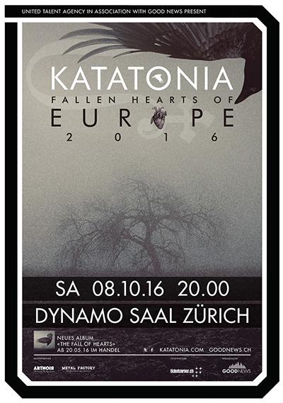 Katatonia 2016-10-08