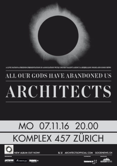 2016-11-07 Architects flyer