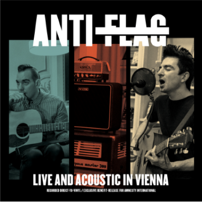 Anti-Flag - Live in Vienna