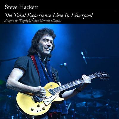 Steve Hackett - Live In Liverpool