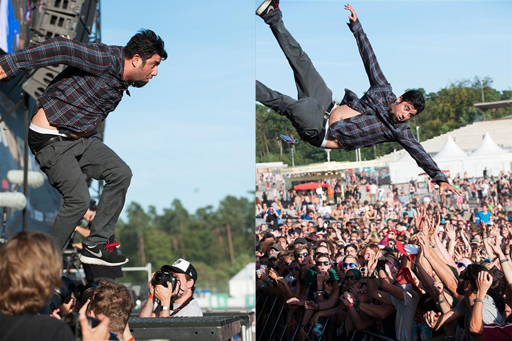 Deftones 2013 jump