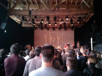 Bericht Godspeed You! Black Emperor 2016-08-12