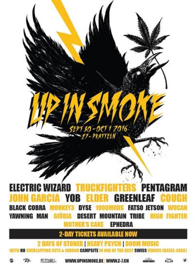 Up In Smoke @ Z7 | Pratteln | Basel-Landschaft | Schweiz
