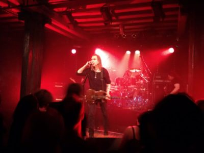 New Model Army - Winterthur -1