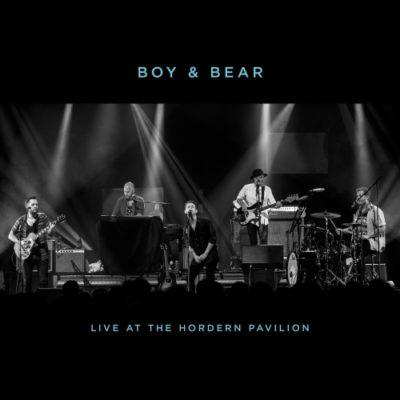 Boy & Bear - Live At Hordern Pavilion