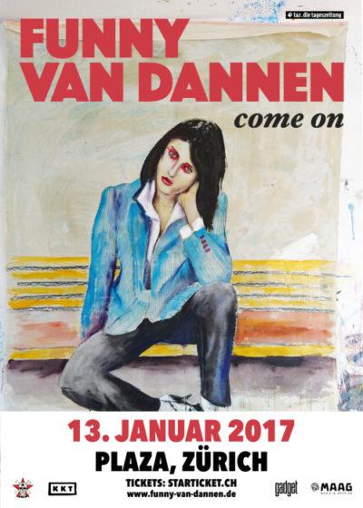 Funny Van Dannen 2017-01-13