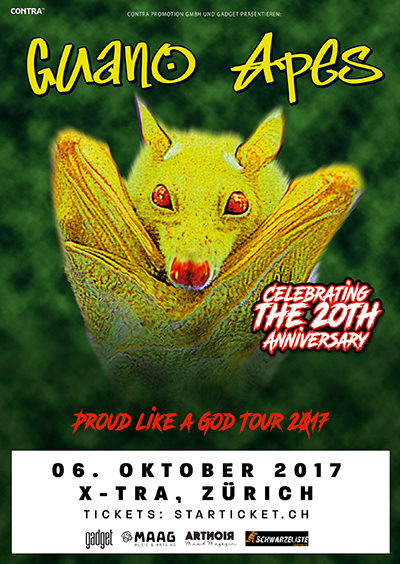 Guano Apes 2017-10-06