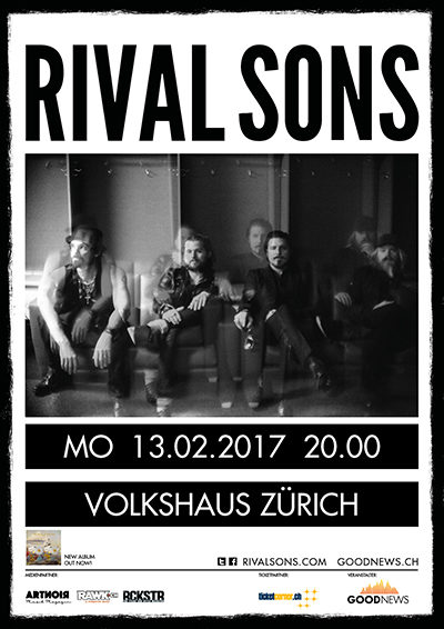 Rival Sons 2017-02-13