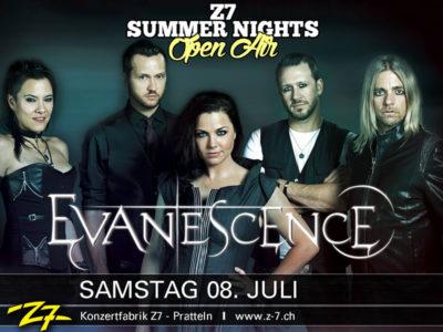Evanescence 2017-07-08
