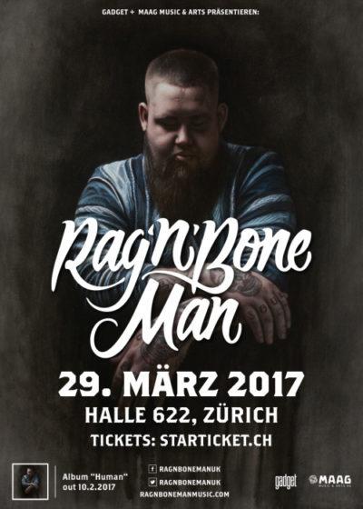 Rag'n'Bone Man 2017-03-29