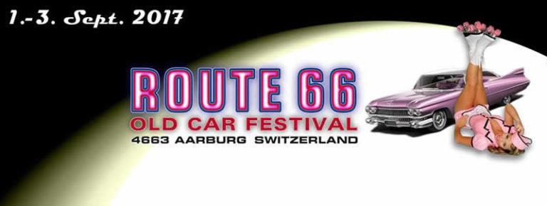 Route 66 Aarburg 2017