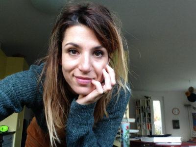 """Gina Steinmann ist die Tätschmeisterin des """"LIVE 4 Refugees"""""""