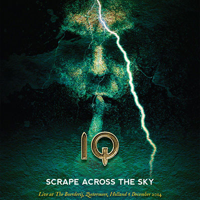 IQ - Scrape Across The Sky (Bluray)