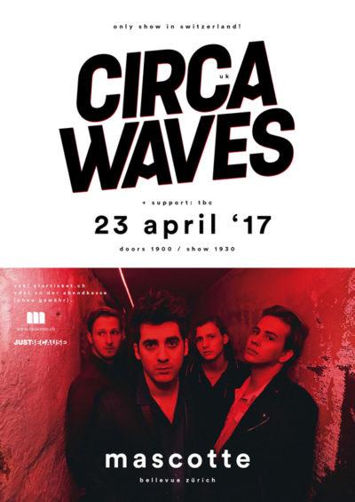 Circa Waves 2017-04-23