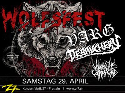 Wolfsfest 2017