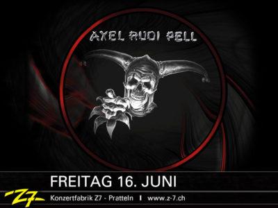 Axel Rudi Pell 2017-06-16