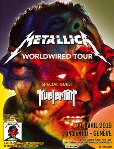 Metallica 2018-04-11